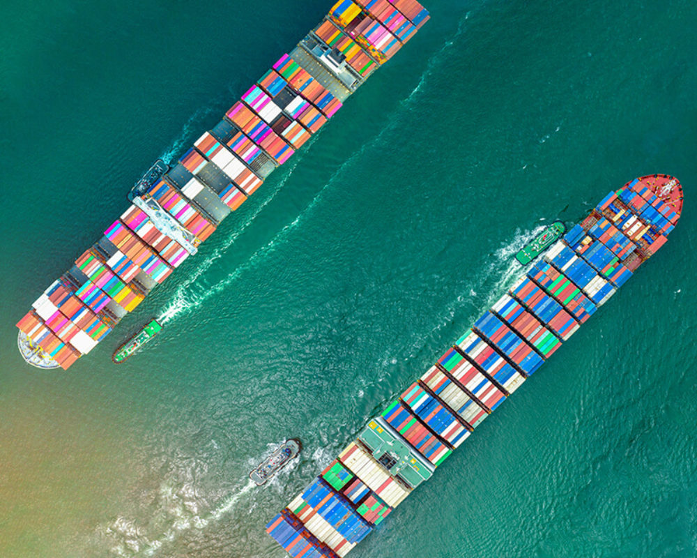 Cross trade shipments explained