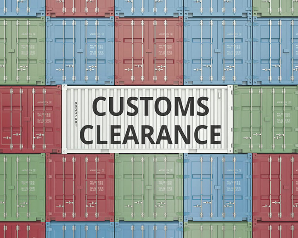 How long does customs clearance take, on average?