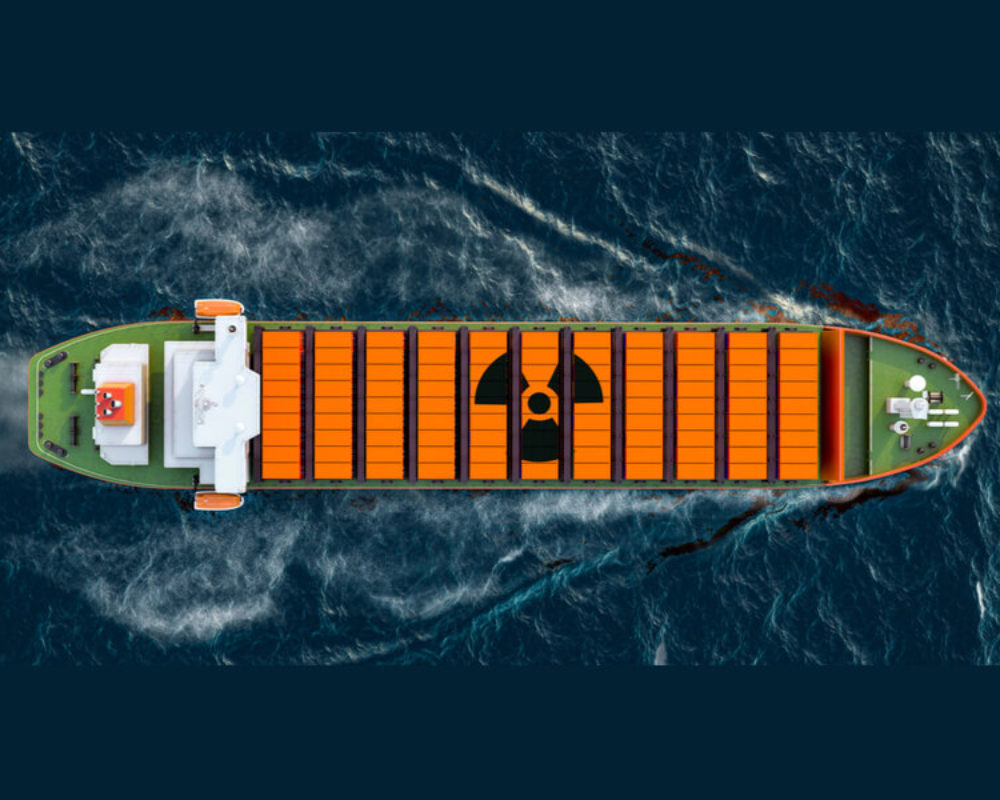 How Do Freight Forwarders Support Dangerous Shipments?